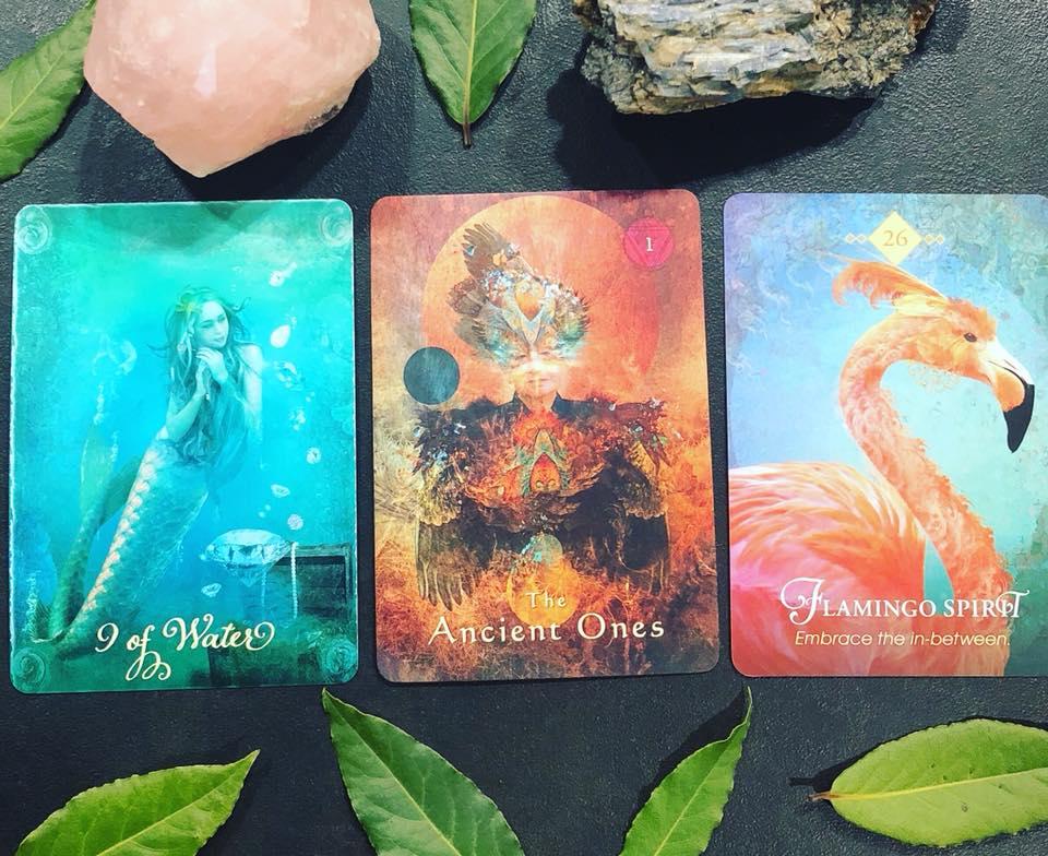 Ancestral Spirit Tarot Meditation