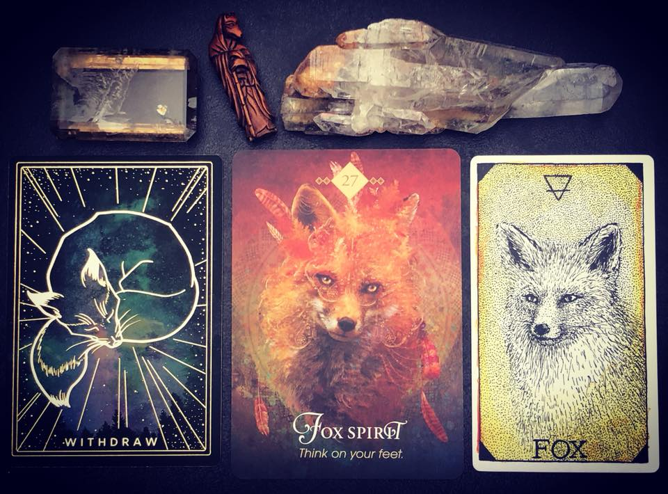 Fox Totem Meditation (Spirit Animal)