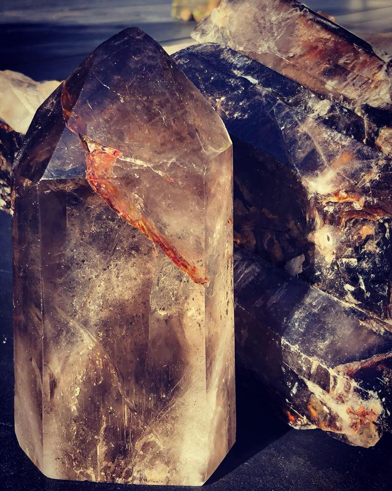 Smoky Quartz Meaning and Meditation