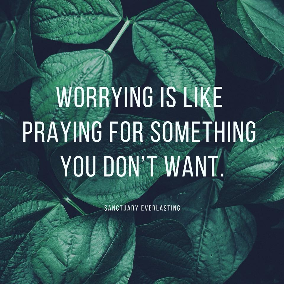 How to Break a Cycle of Worry