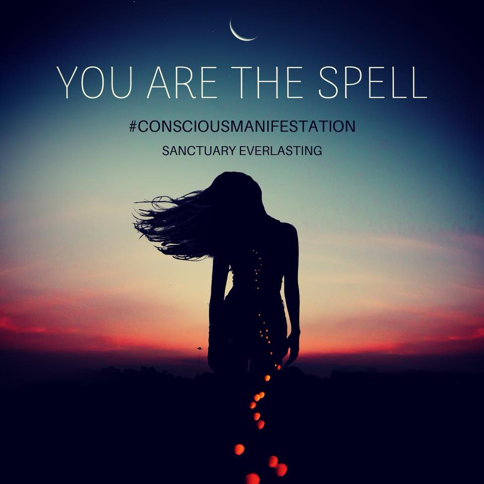 You Are the Spell