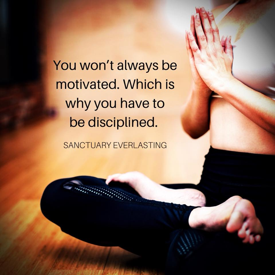 Motivation Meditation to Be More Disciplined
