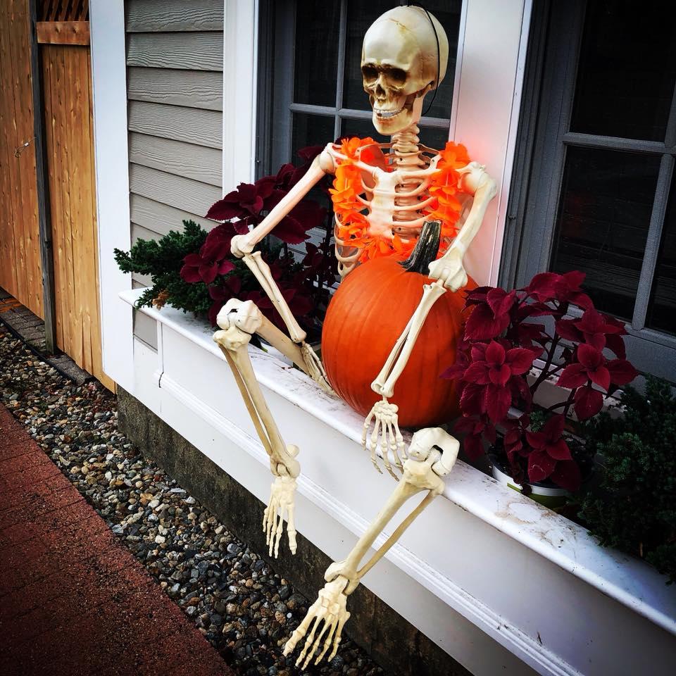 Halloween Season Kicks Off in Salem, Massachusetts