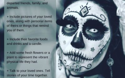 How to Honor the Day of the Dead