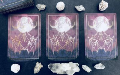 Daily Oracle Reading: Motion (Threads of Fate Deck)
